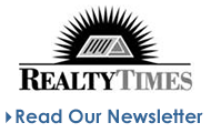 Click here to read our newsletter on RealtyTimes; this link opens an external site