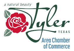 Tyler, Texas Area Chamber of Commerce; this link opens an external site in a new window